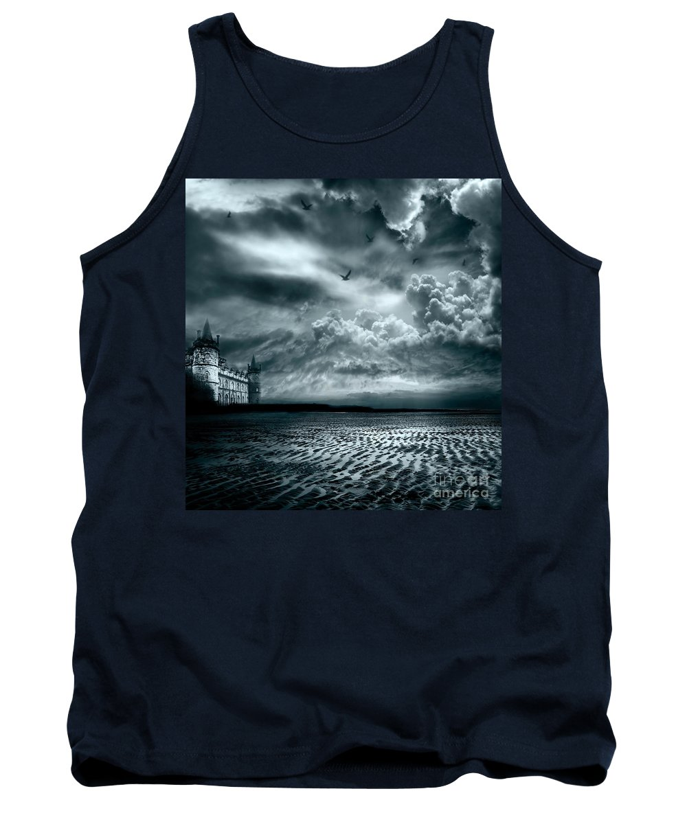 Beach Tank Top featuring the photograph Home by Jacky Gerritsen