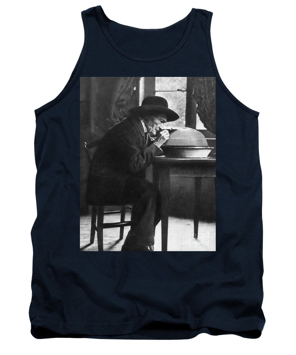 19th Century Tank Top featuring the photograph Jean Henri Fabre by Granger