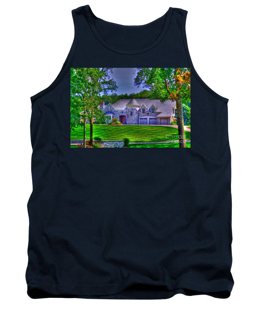 House Tank Top featuring the photograph Living The Dream by Robert Pearson