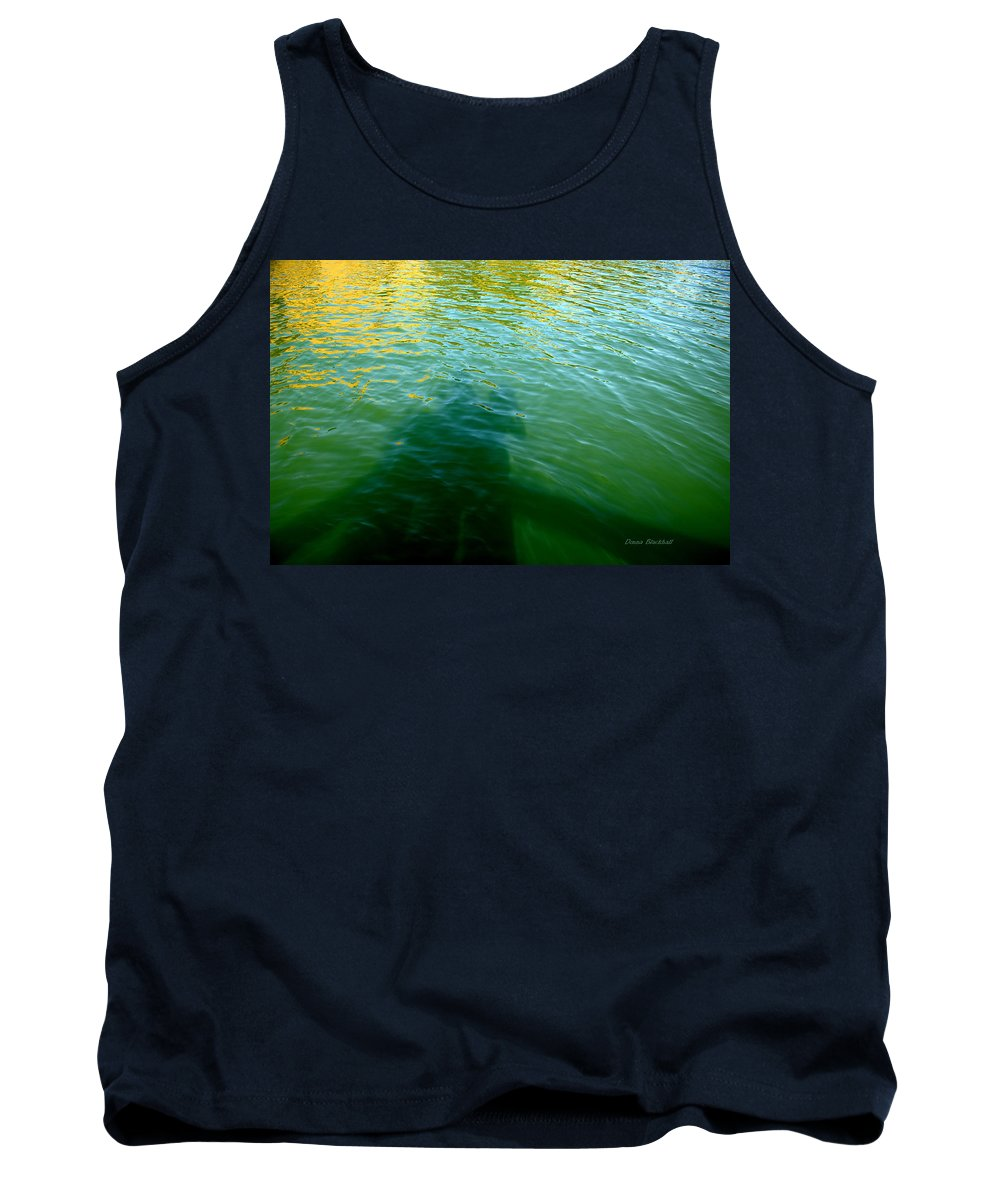 Water Tank Top featuring the photograph Love In The Afternoon by Donna Blackhall
