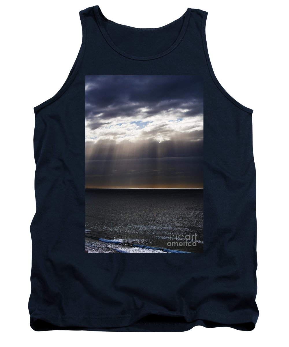 Tank Top featuring the photograph Pacific Storm by Sheila Smart Fine Art Photography