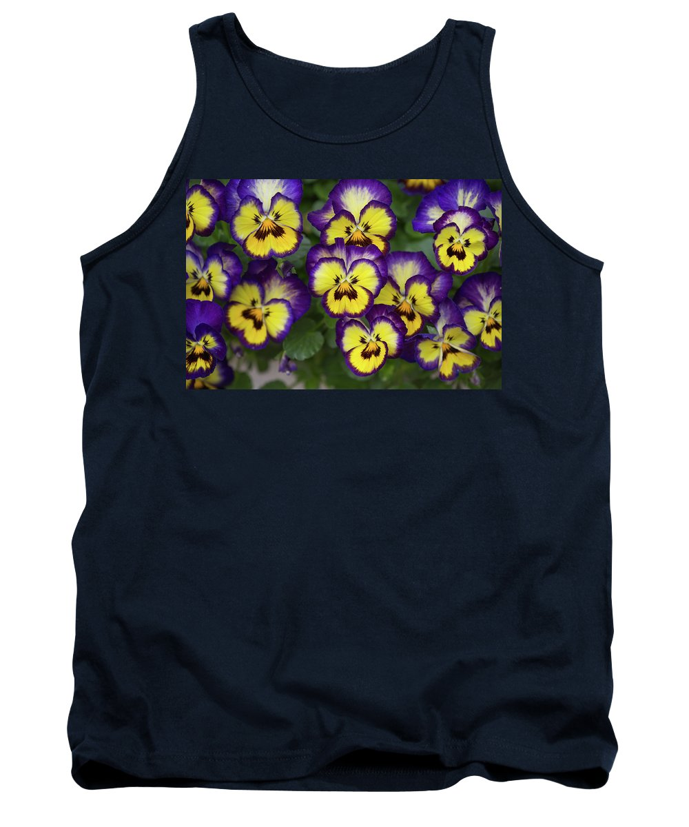 Ronnie Maum Tank Top featuring the photograph Viola by Ronnie Maum