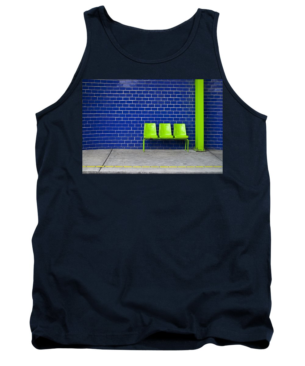 Green Tank Top featuring the photograph Paradaxochi by Skip Hunt