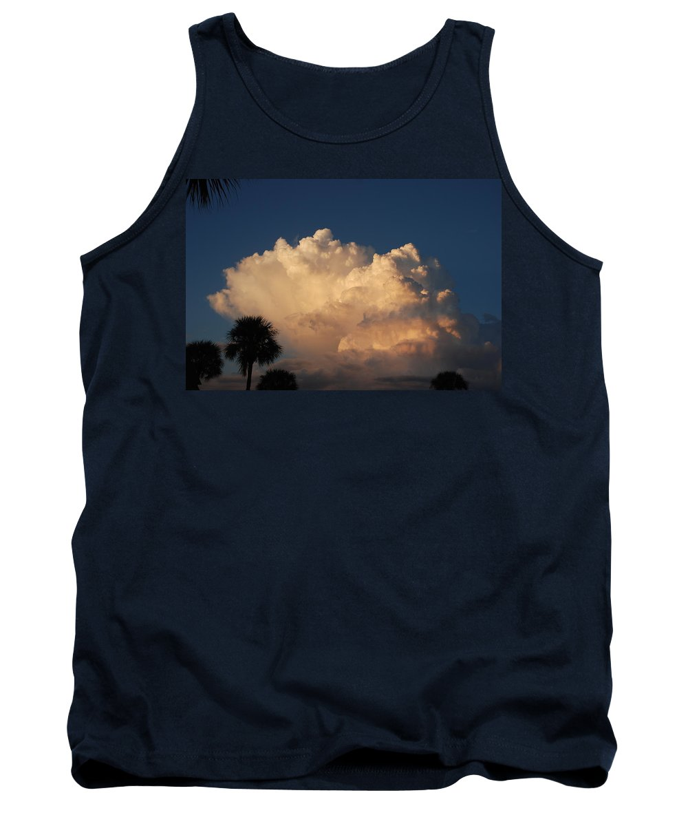 Clouds Tank Top featuring the photograph Paradise by Rob Hans