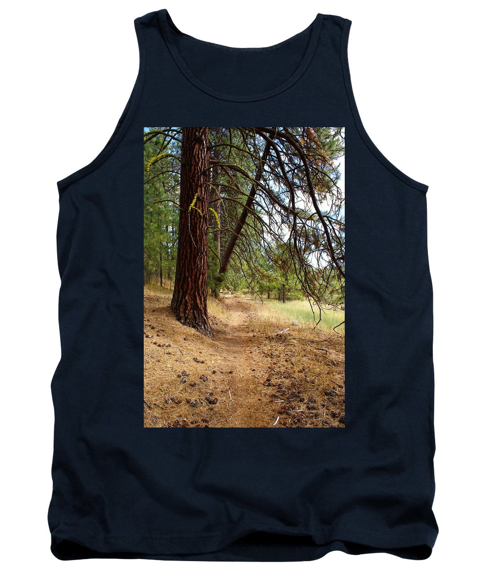 Nature Tank Top featuring the photograph Path To Enlightenment 2 by Ben Upham III