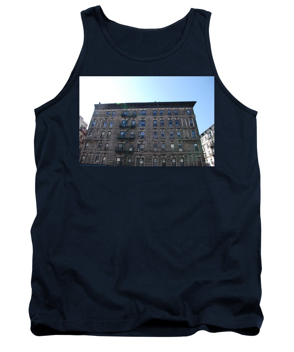Architecture Tank Top featuring the photograph Physical Graffitti by Rob Hans