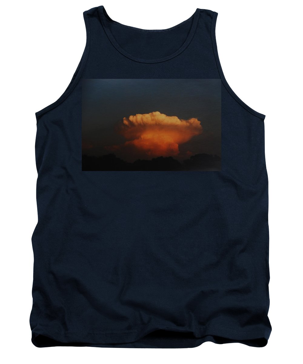 Clouds Tank Top featuring the photograph Red Cloud by Rob Hans