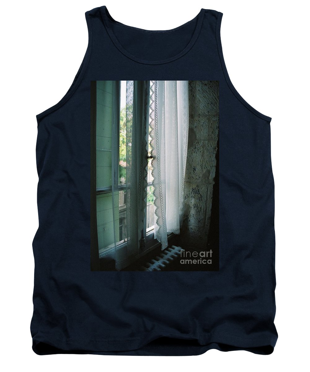 Arles Tank Top featuring the photograph Rest by Nadine Rippelmeyer