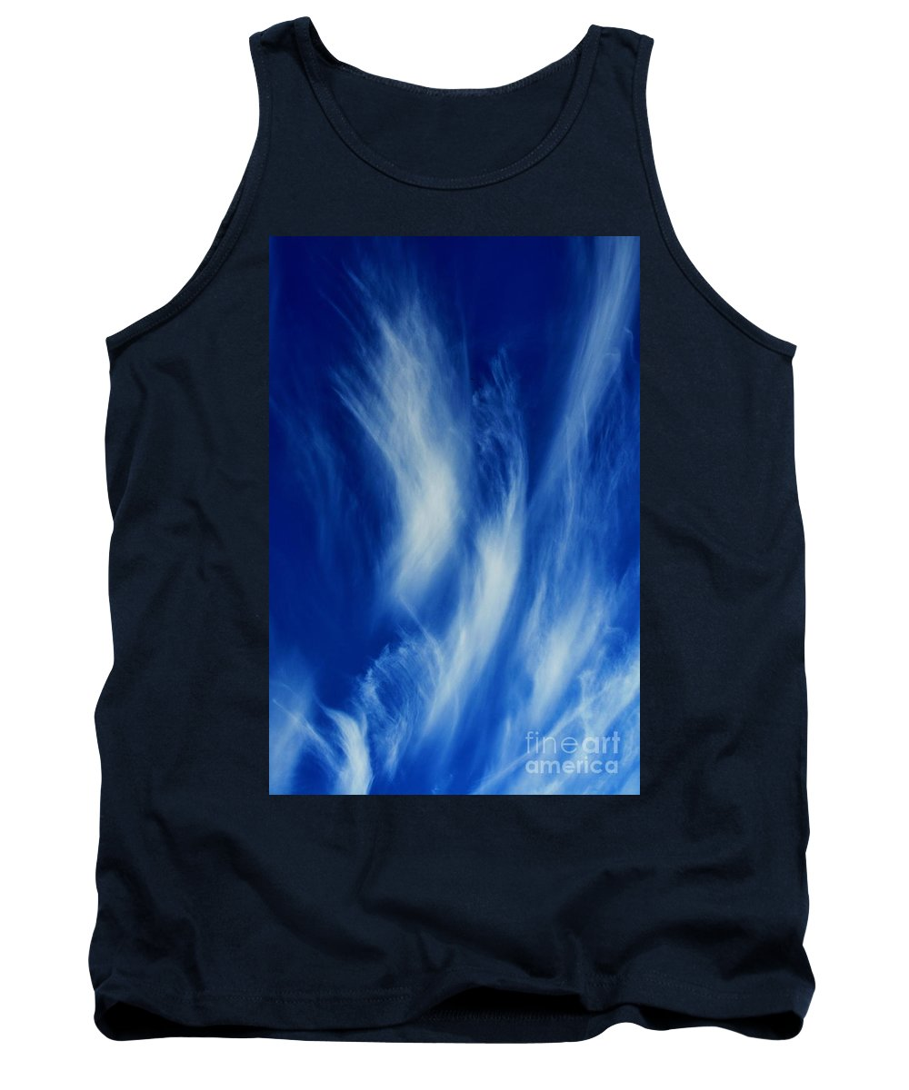 Clay Tank Top featuring the photograph Sky Sculpting by Clayton Bruster