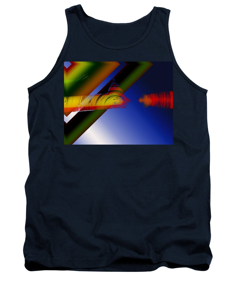 Photograph Tank Top featuring the photograph Spectrum Of Roses by Mindy Newman