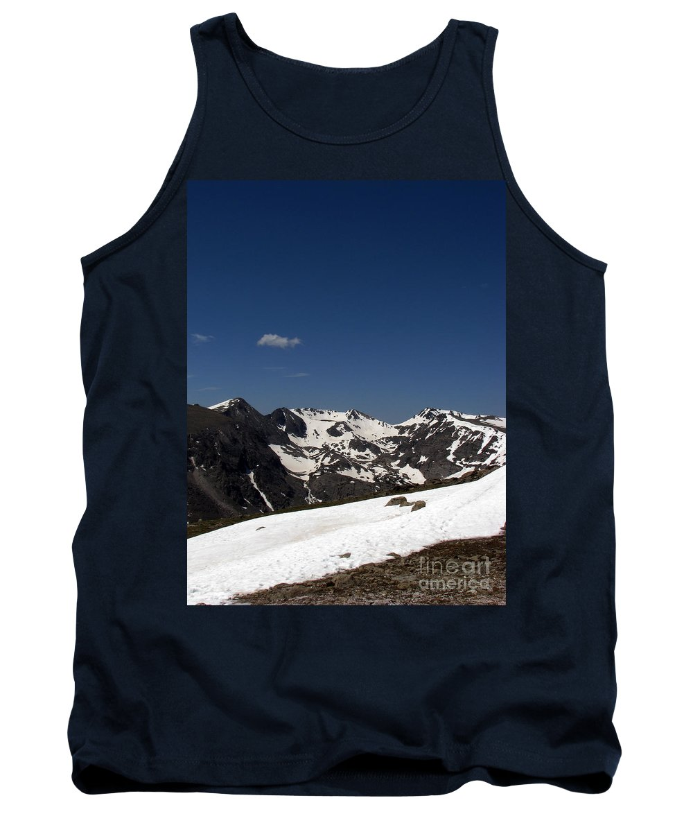 Colorado Tank Top featuring the photograph Vast Mother by Amanda Barcon