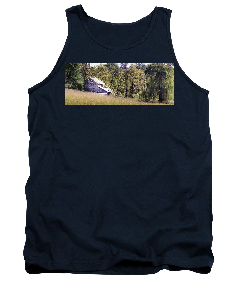 Virginia Tank Top featuring the photograph Virginia Willow by Teresa Mucha