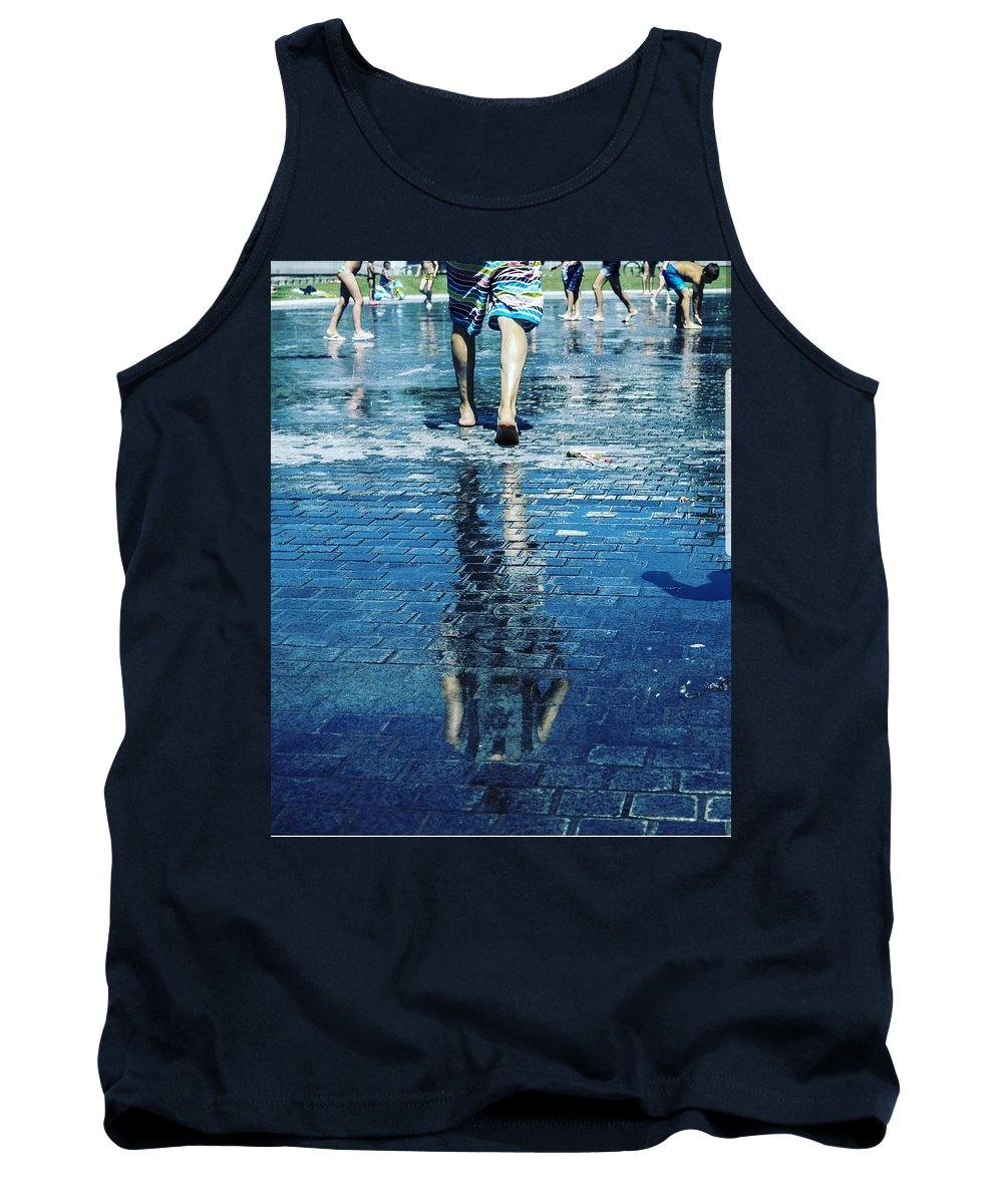Swim Tank Tops