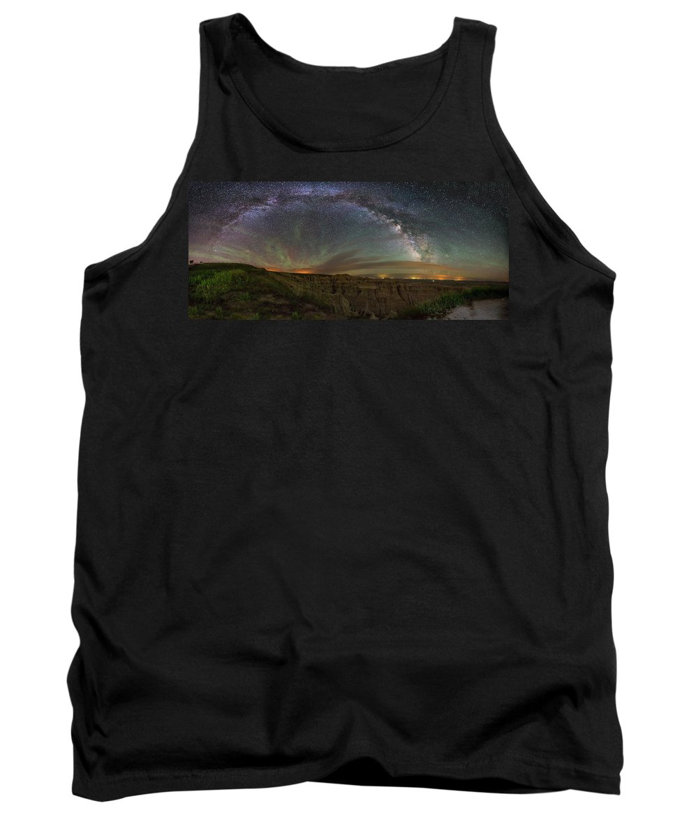 North Dakota Badlands Tank Tops