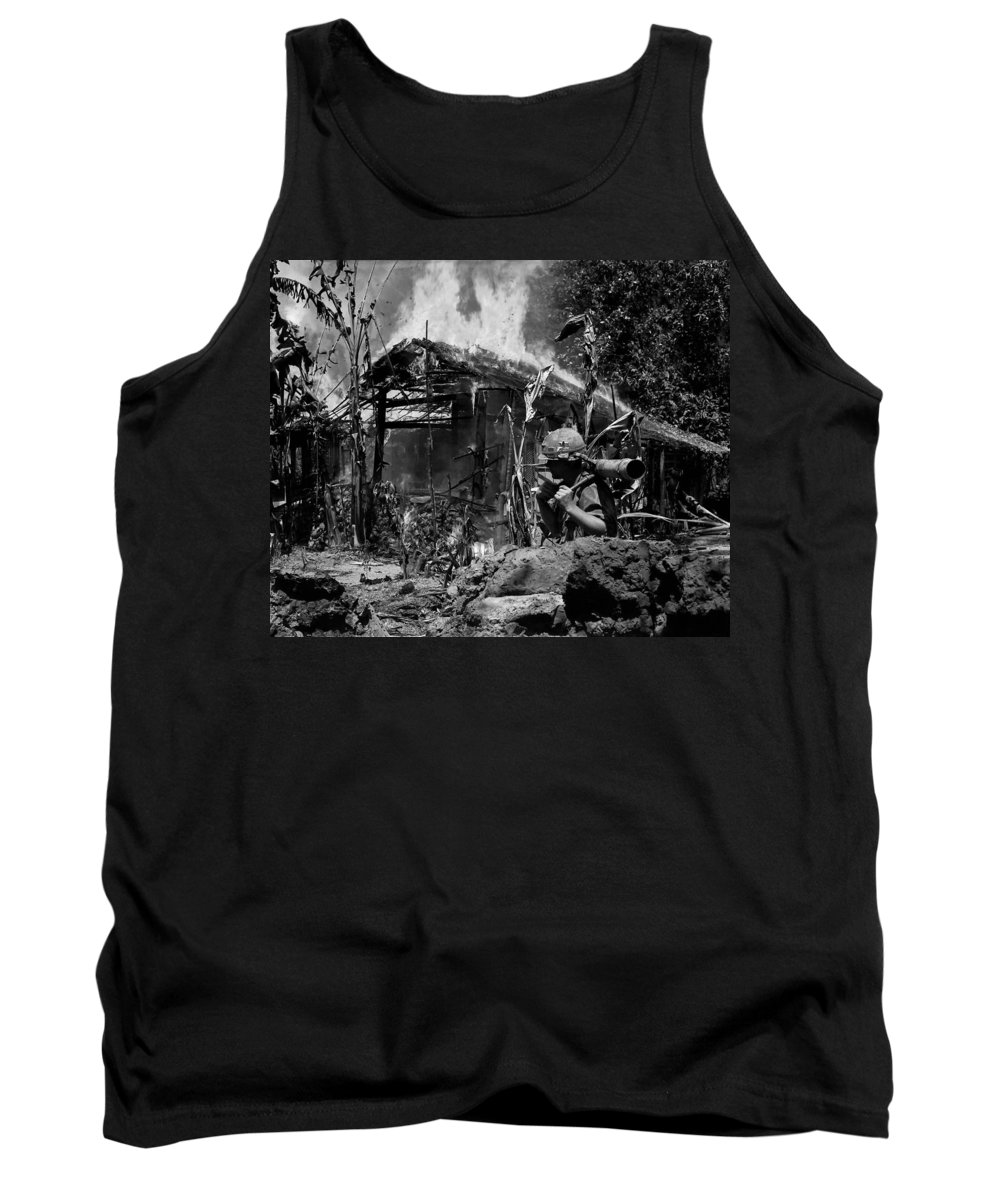 Vietnam Tank Top featuring the photograph Images Of Vietnam by Mountain Dreams