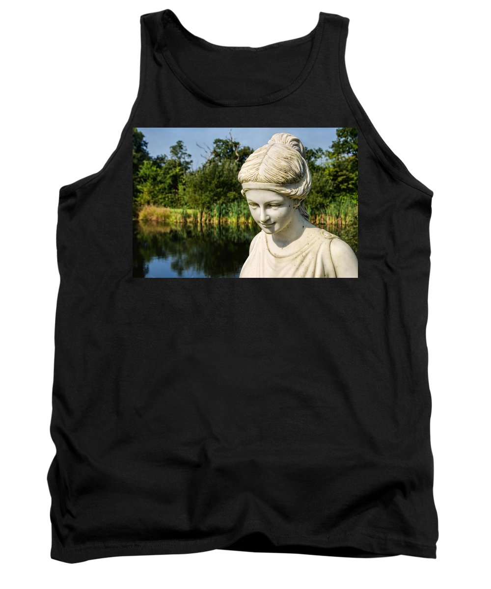 Lower-bruckland Tank Top featuring the photograph Lady Of The Lake by Susie Peek