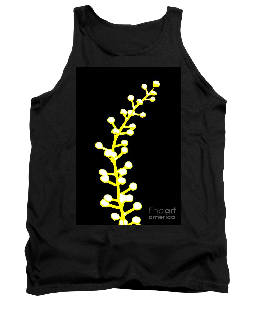 Flowers Tank Top featuring the photograph Not Yet by Jeffery L Bowers