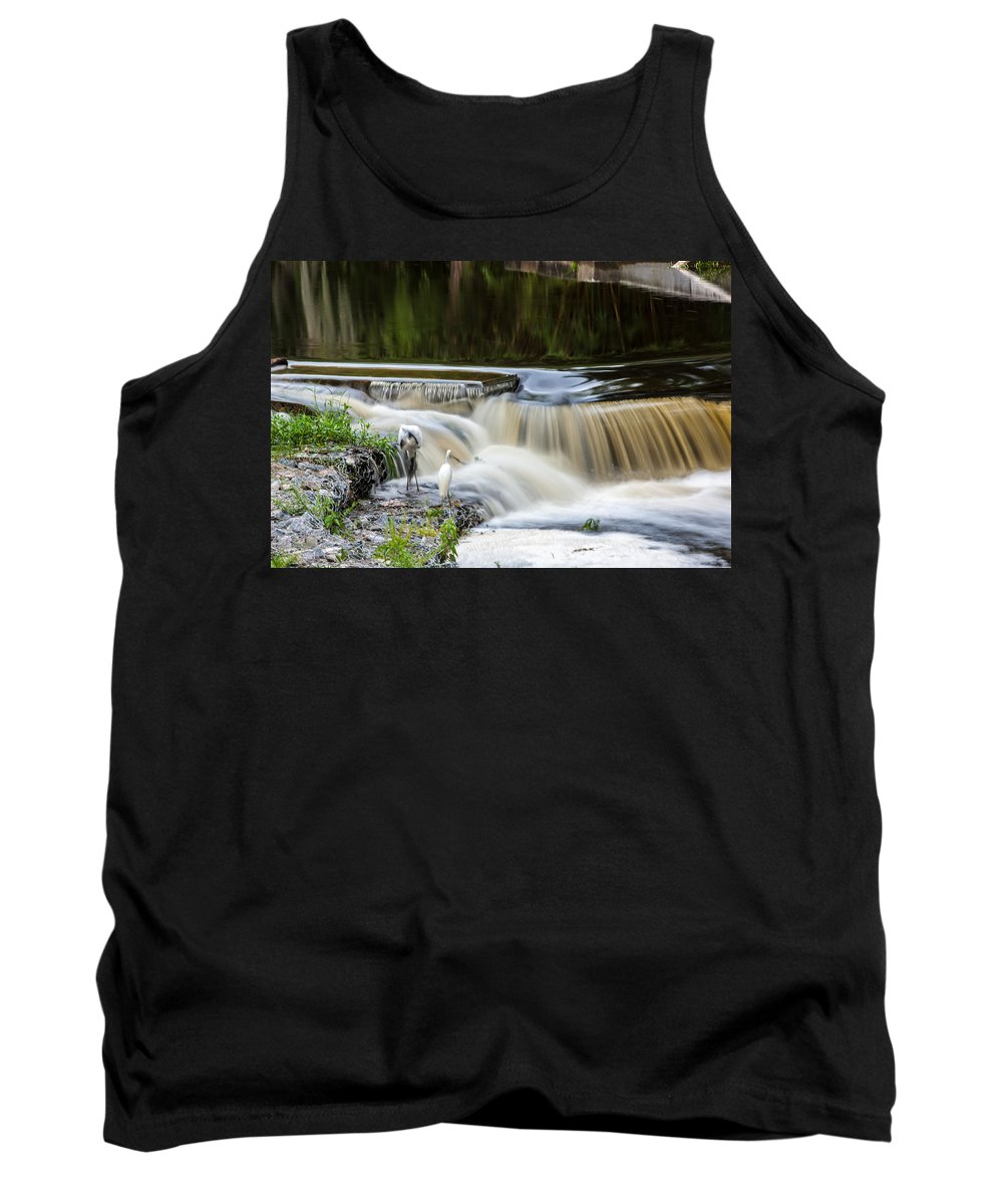 Tank Top featuring the photograph 1 Second by Rich Franco