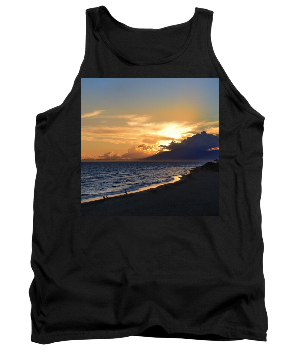 Water Tank Top featuring the photograph Wandering by Guido Montanes Castillo