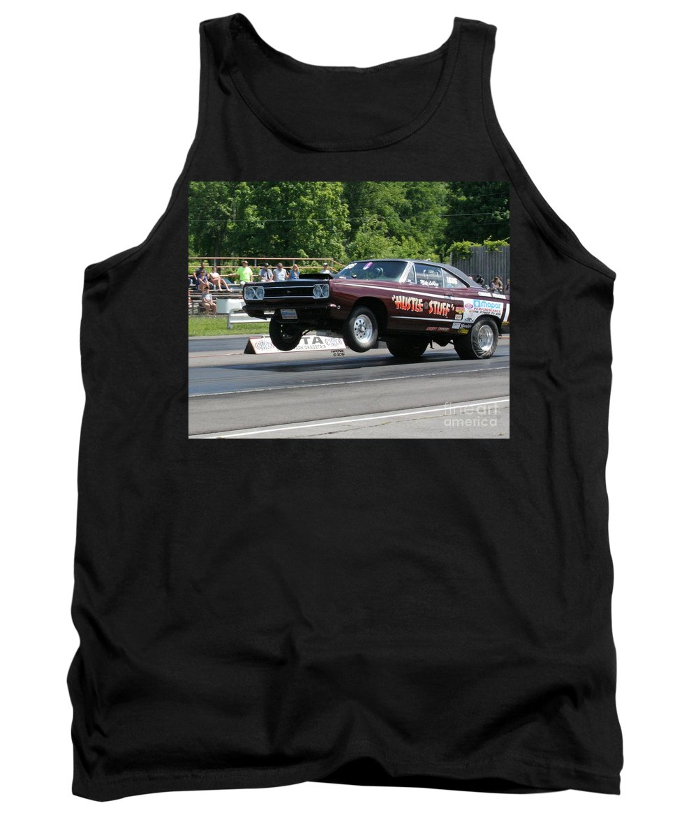 07-06-14 Tank Top featuring the photograph 1830 07-06-14 Esta Safety Park by Vicki Hopper