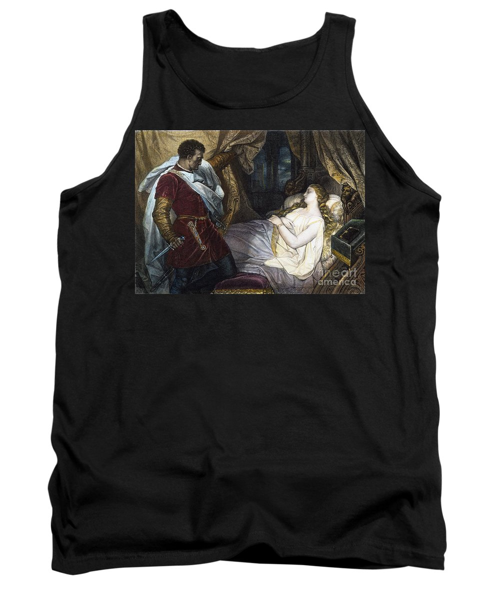 19th Century Tank Top featuring the photograph Othello, 19th Century by Granger