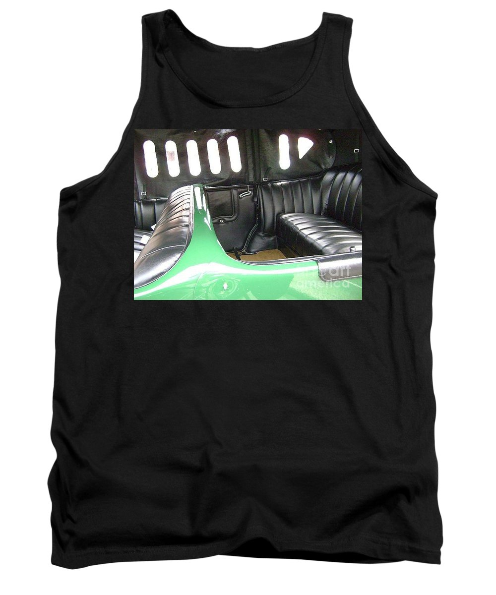 1918 Reo Prints Tank Top featuring the photograph REO by R A W M