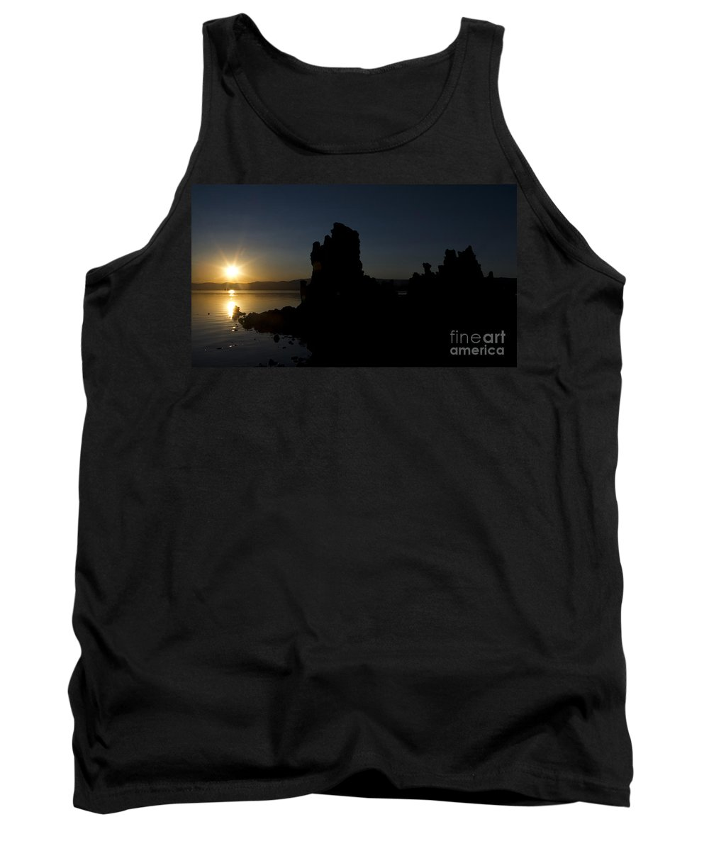 Mono Lake Tank Top featuring the photograph Mono Lake California by Jason O Watson