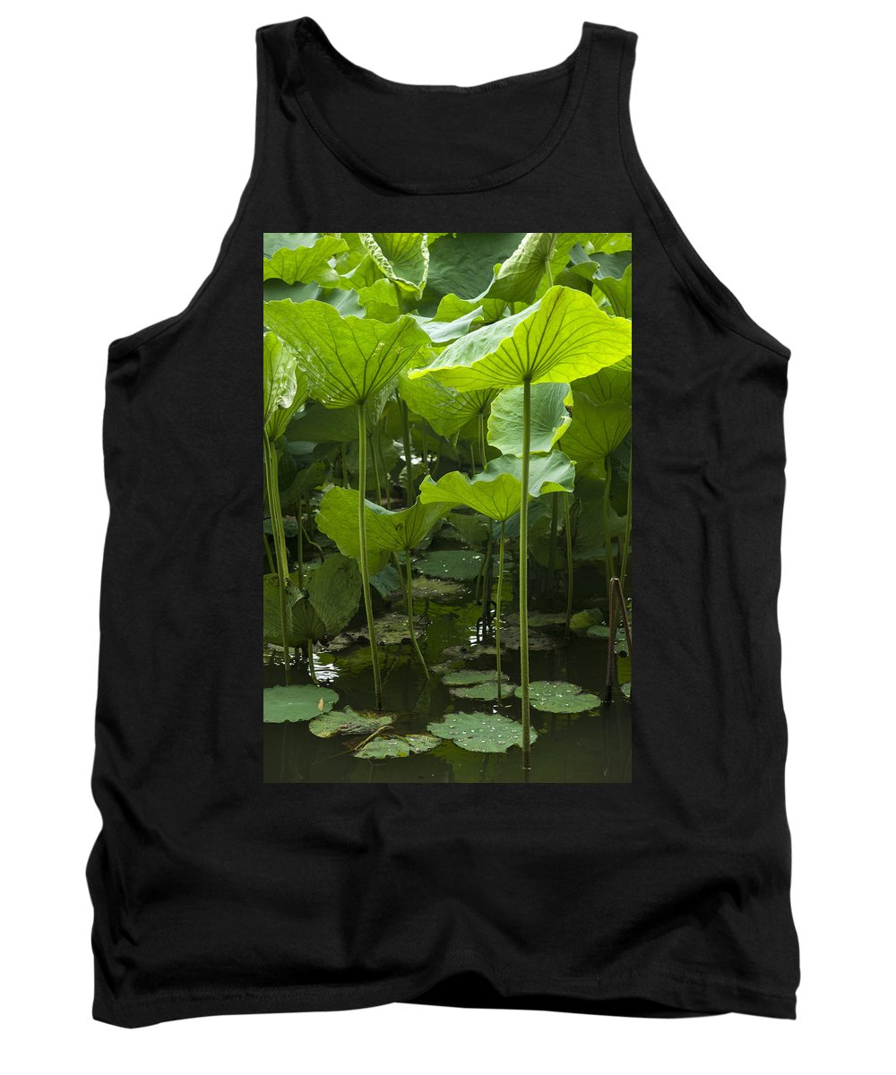 Asia Tank Top featuring the photograph 4858 by David Lange