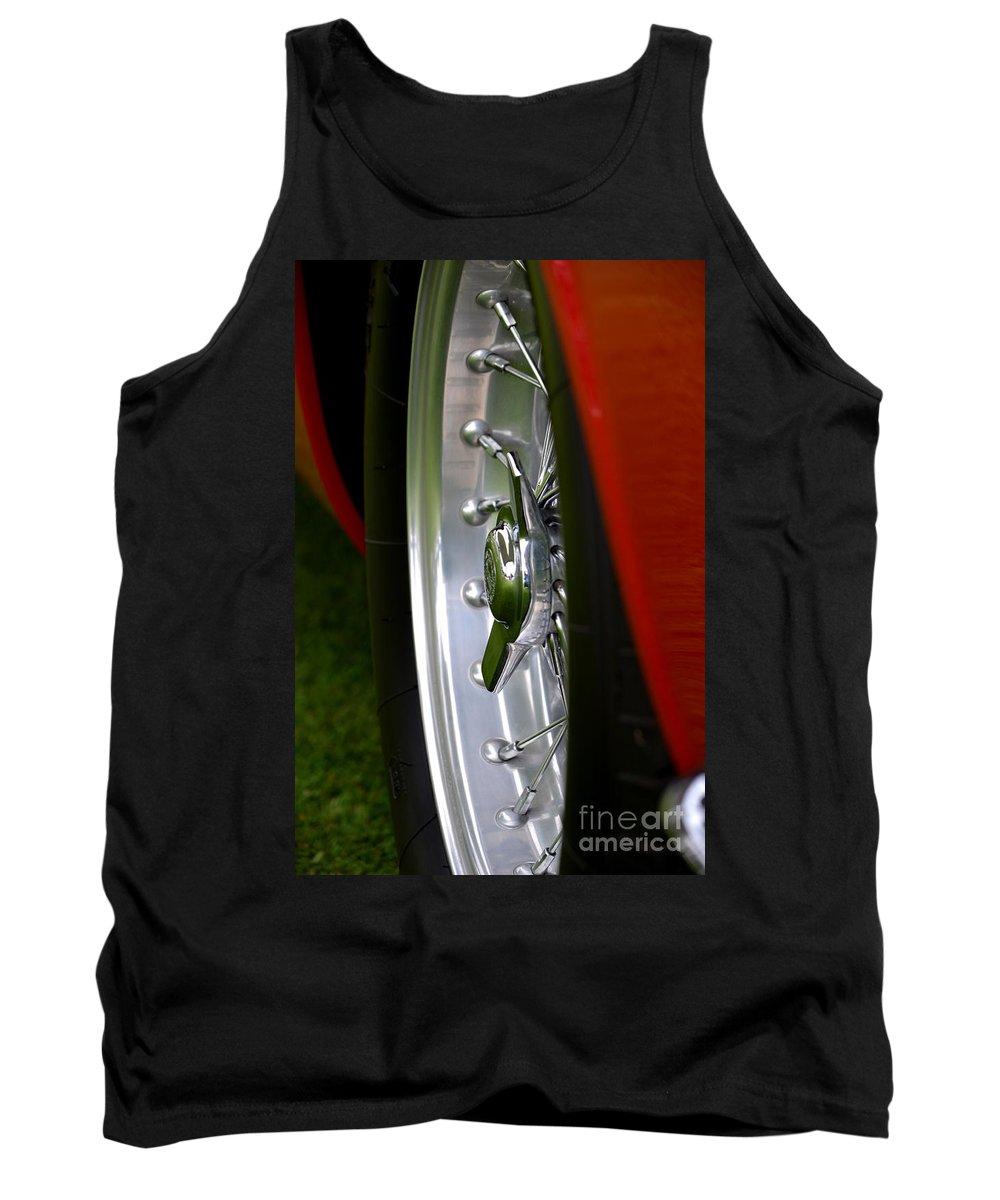 Tank Top featuring the photograph Hillsborough by Dean Ferreira