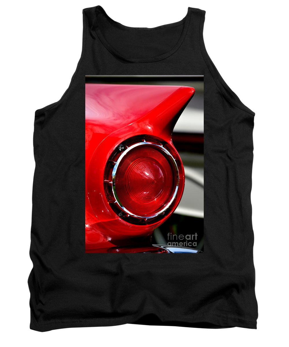 Tank Top featuring the photograph Hillsborough by Dean Ferreira