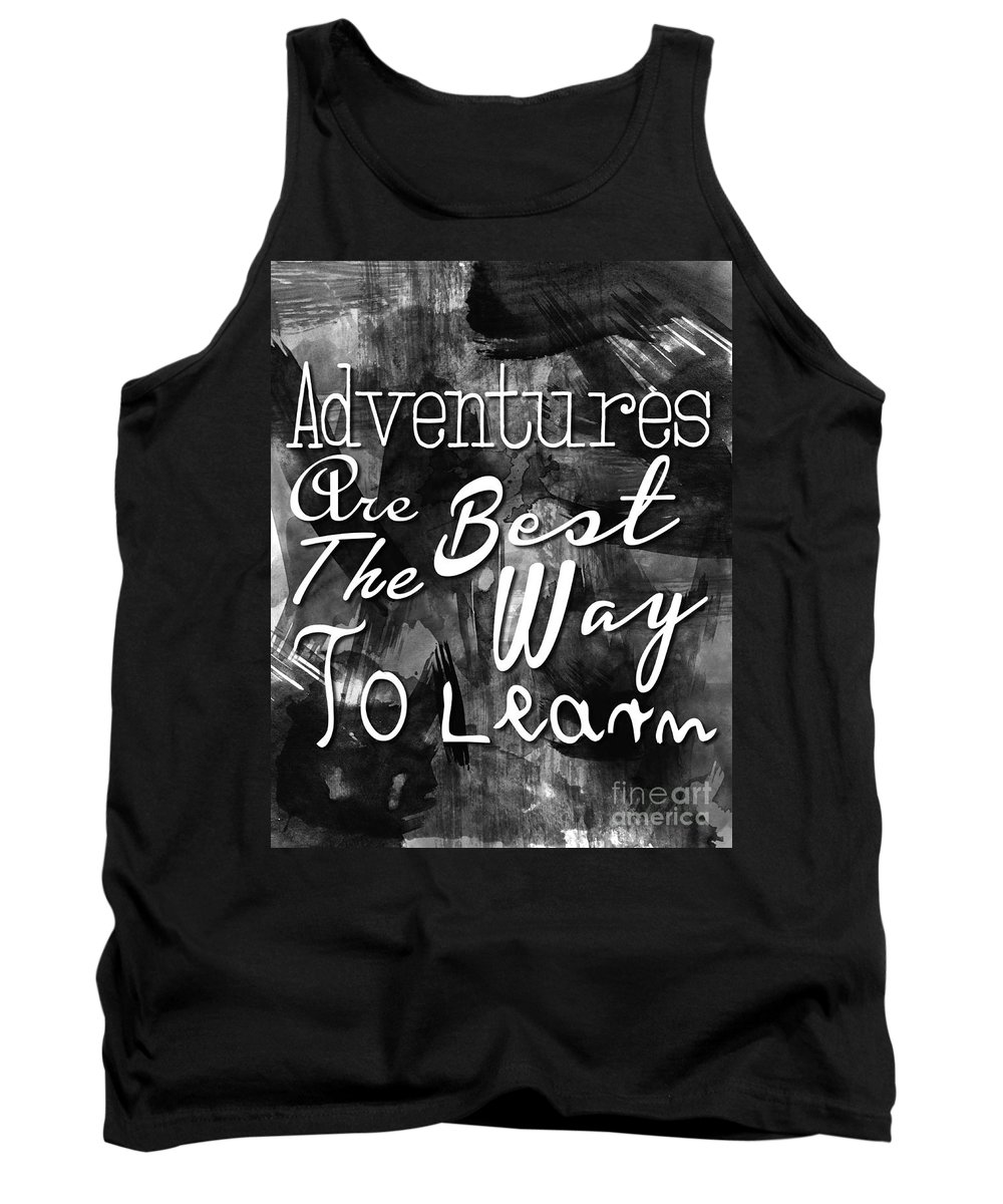 Adventure Tank Top featuring the photograph Adventures by Pati Photography