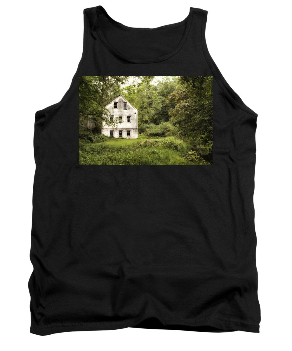 Terry D Photography Tank Top featuring the photograph After The Rain by Terry DeLuco