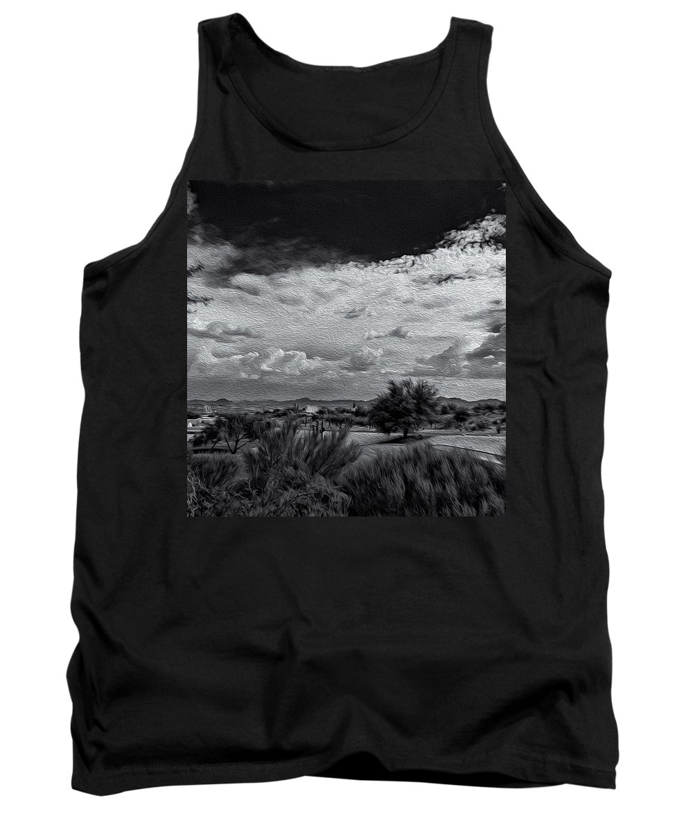 Acrylic Prints Tank Top featuring the photograph All In A Dream by Mark Myhaver