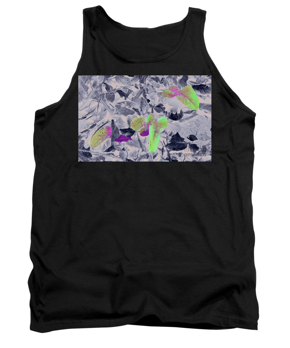 Jamie Lynn Gabrich Tank Top featuring the photograph Apart by Jamie Lynn