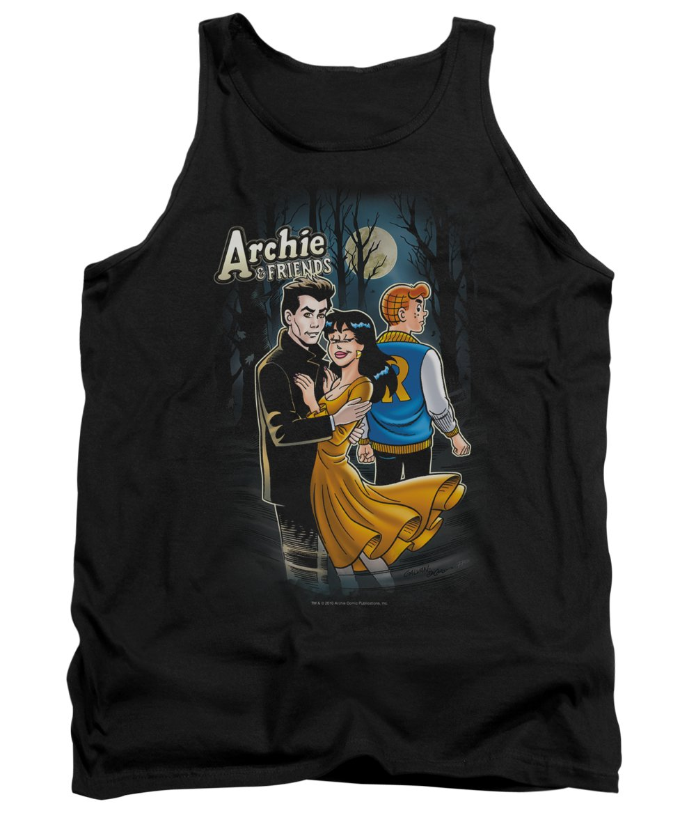 Archie Tank Top featuring the digital art Archie Comics - Cover #146 by Brand A