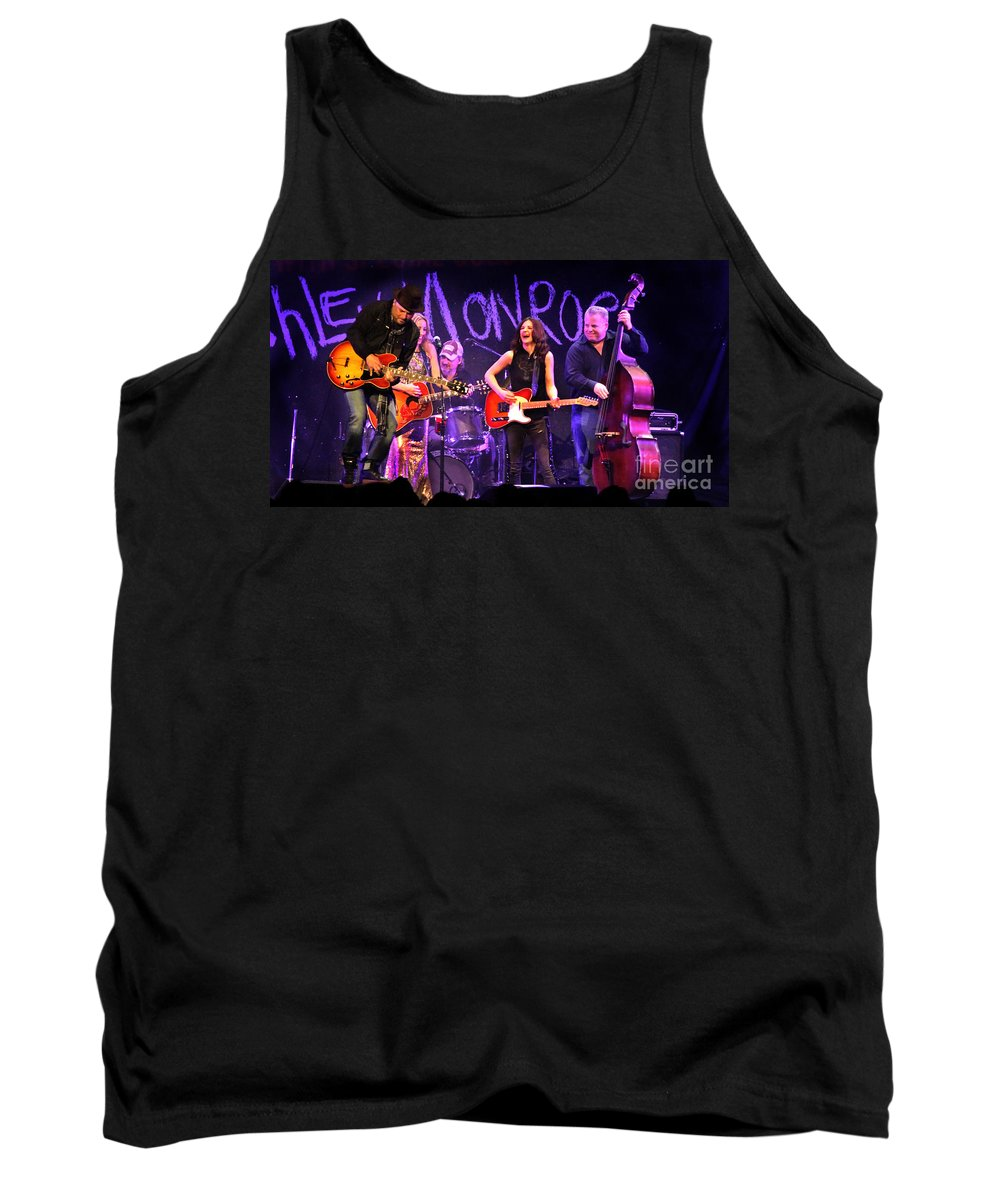 Ashley Monroe Tank Top featuring the photograph Ashley Monroe - 7434 by Gary Gingrich Galleries