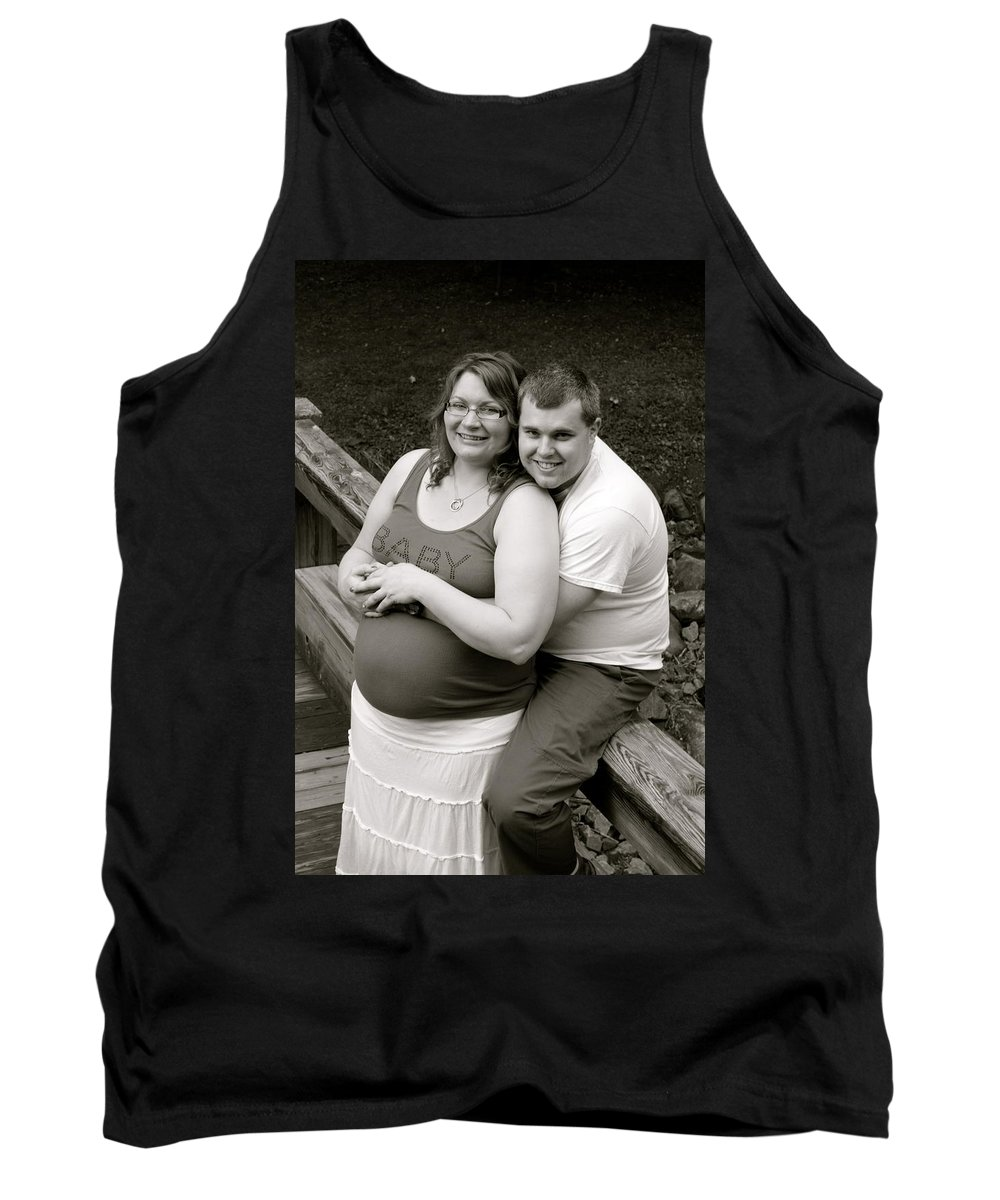 Pregnant Tank Top featuring the photograph Baby Baby by Tiffany Erdman