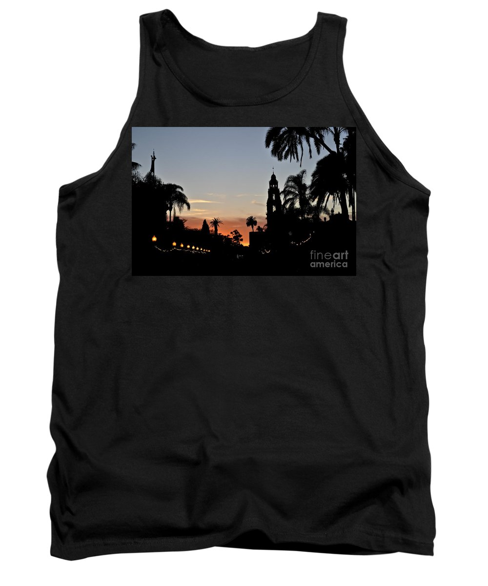 Balboa At Sunset Tank Top For Sale By Bridgette Gomes