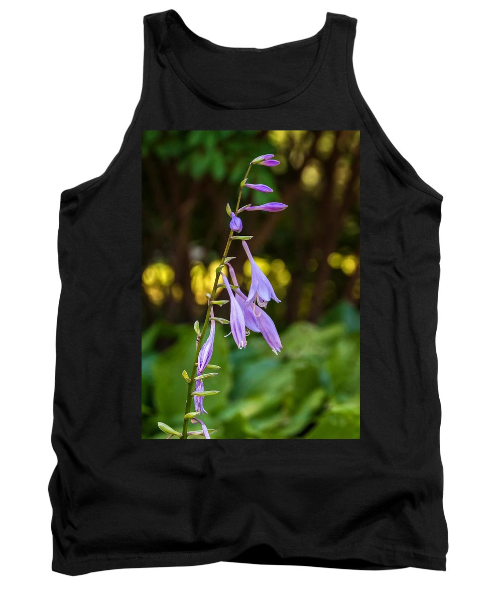 Places Tank Top featuring the photograph Ballerina by Steve Harrington