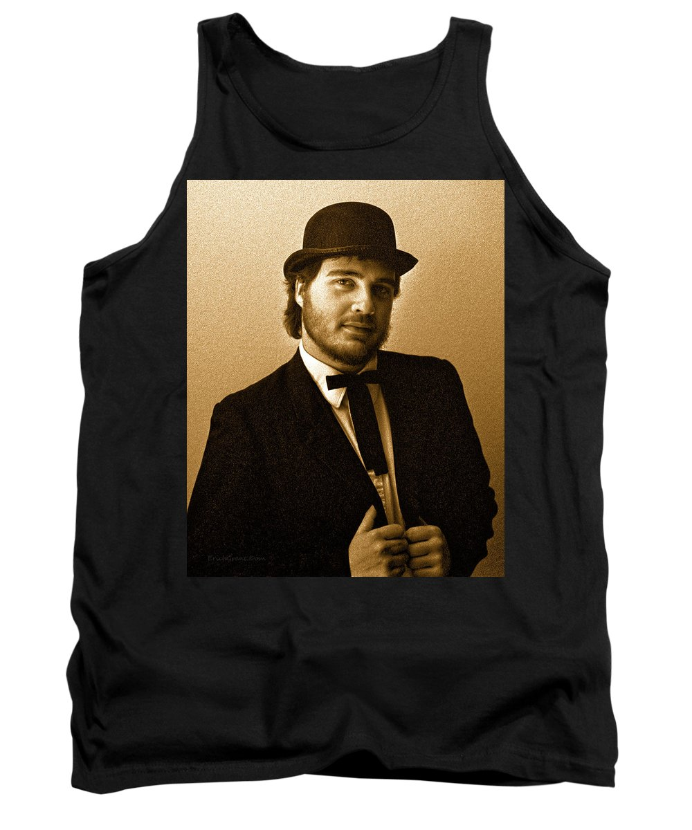 Texas Tank Top featuring the photograph Blissed by Erich Grant