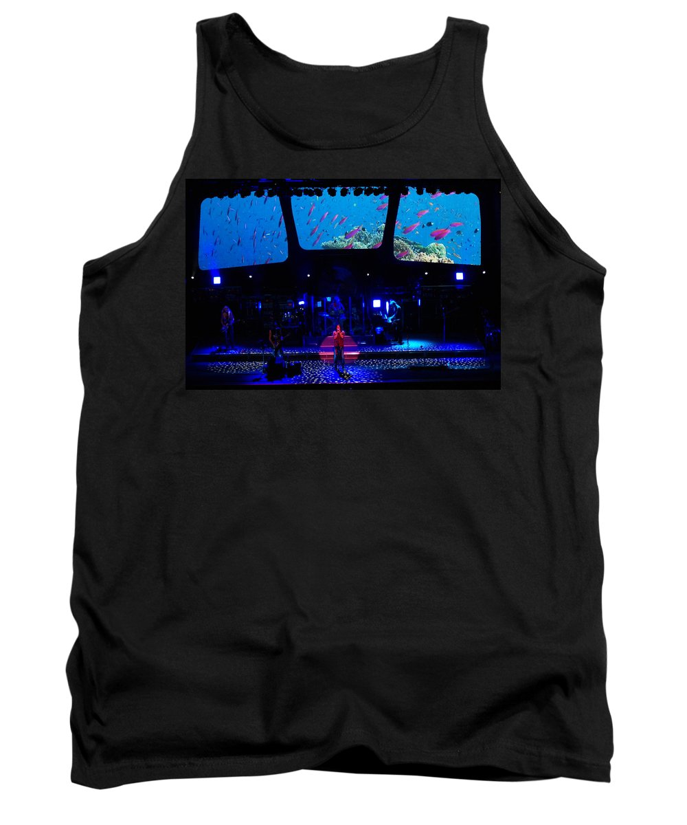 Boston Tank Top featuring the photograph Boston #51 by Ben Upham