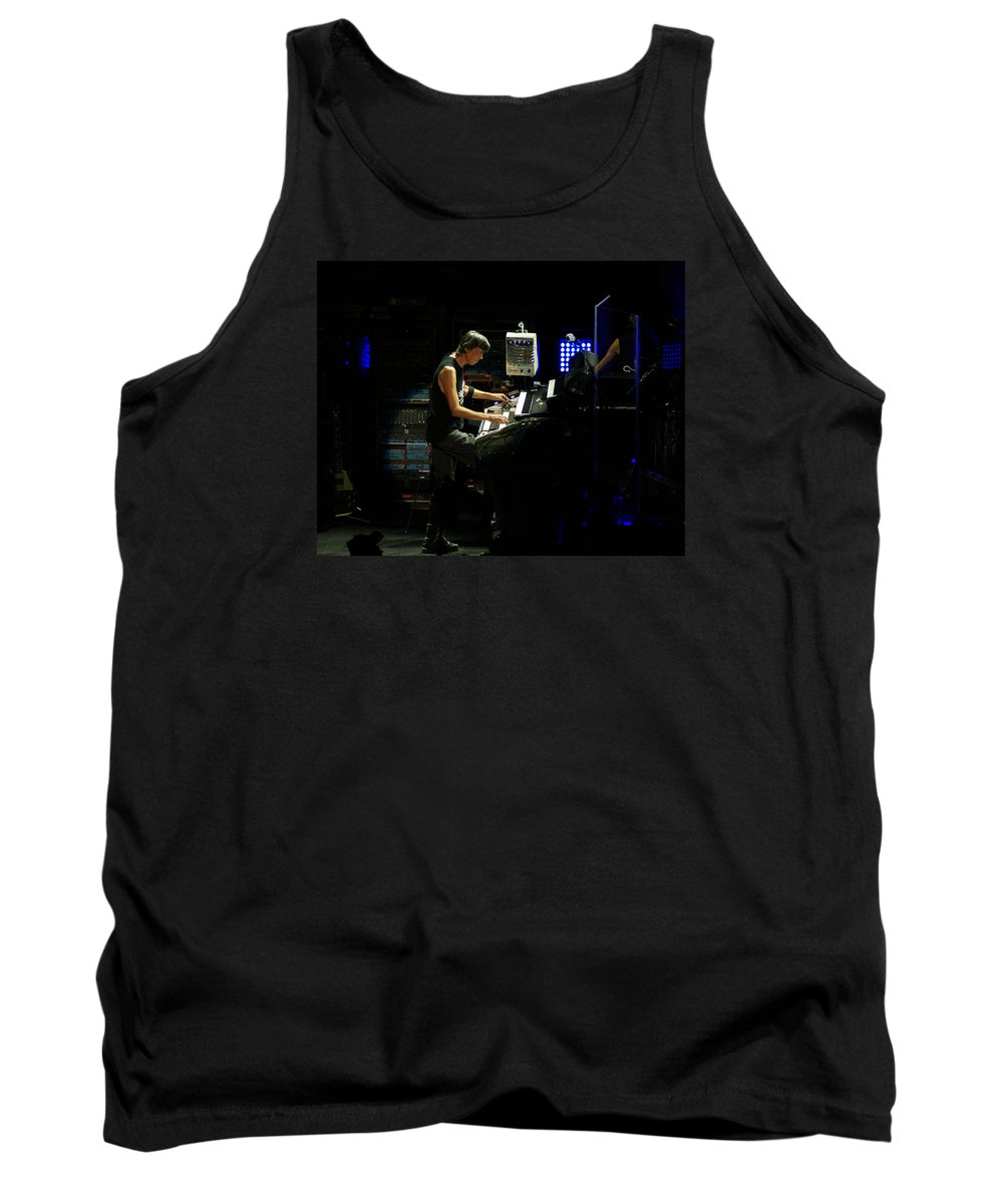 Boston Tank Top featuring the photograph Boston #60 by Ben Upham