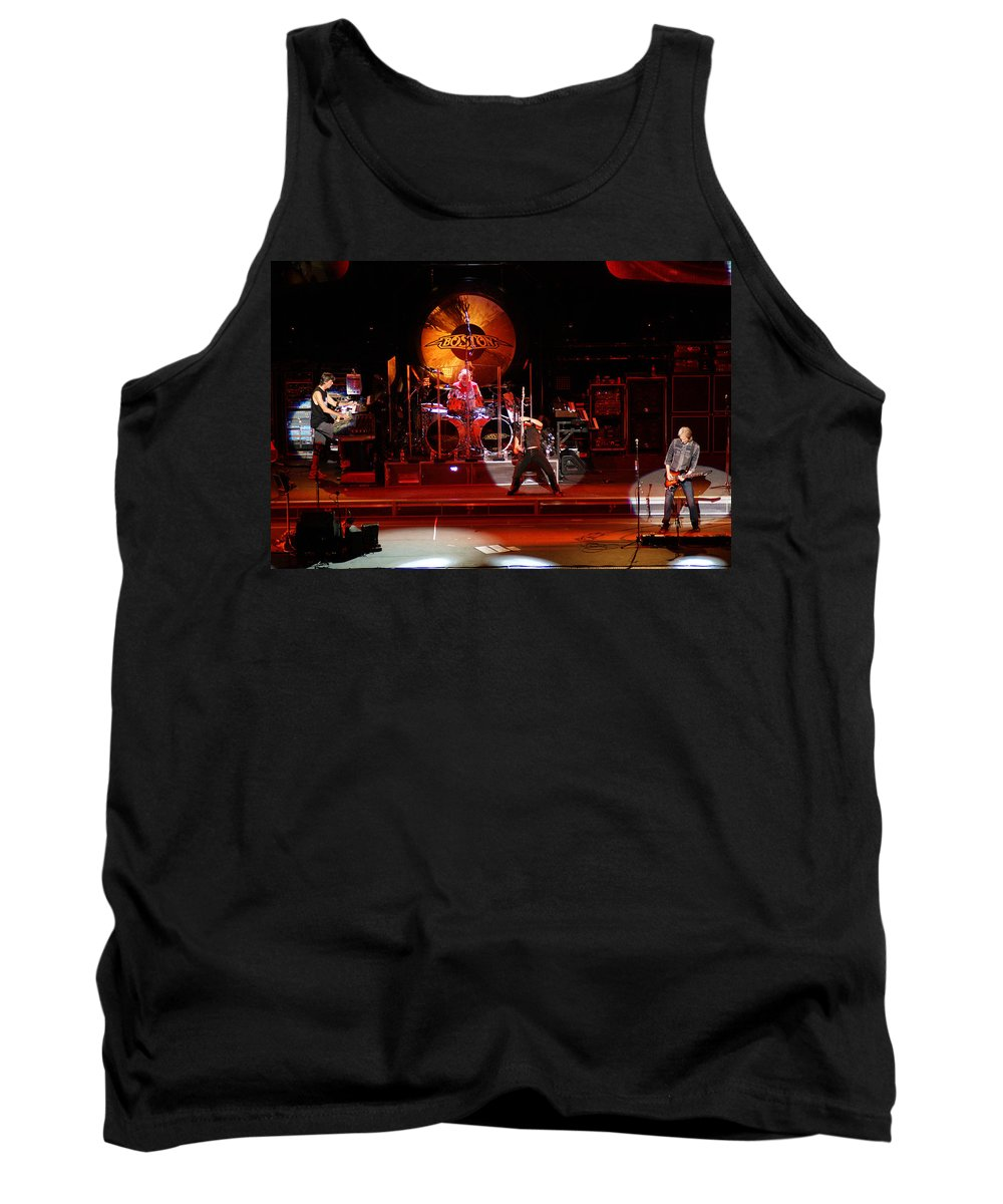 Boston Tank Top featuring the photograph Boston #63 by Ben Upham