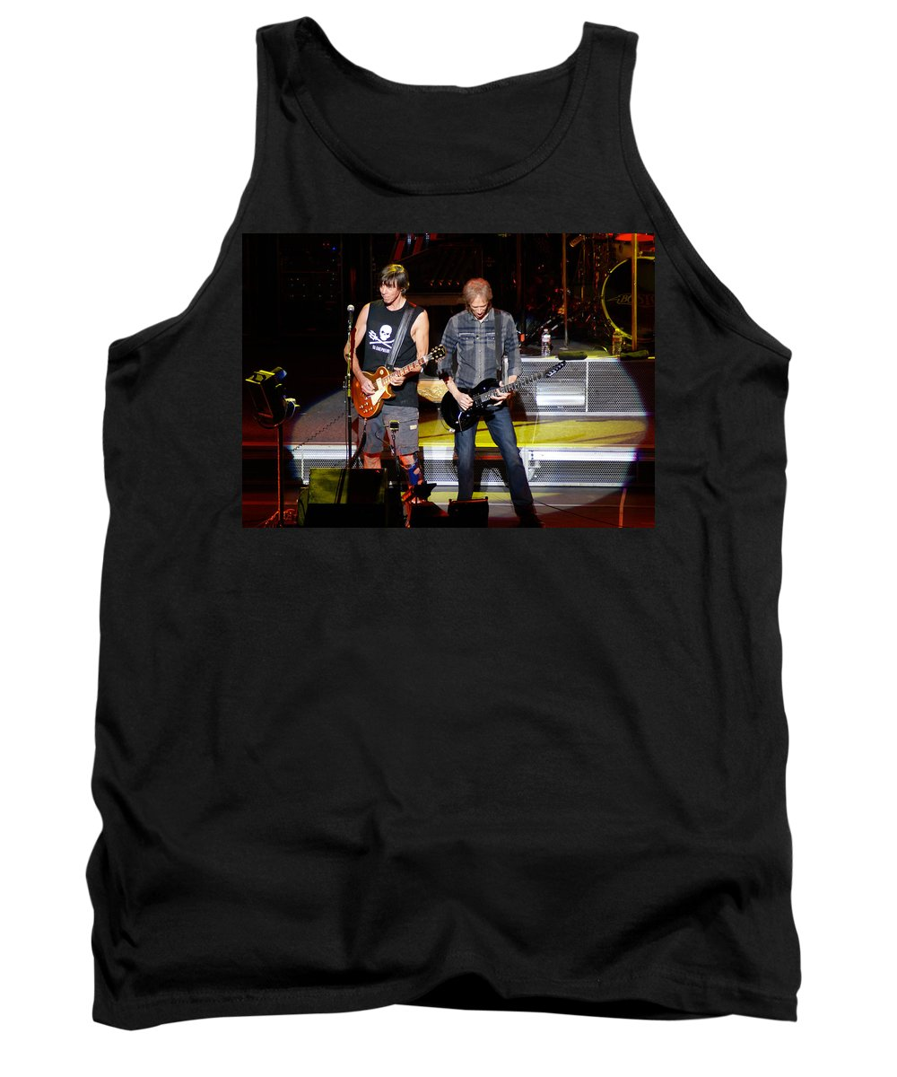 Boston Tank Top featuring the photograph Boston #90 by Ben Upham