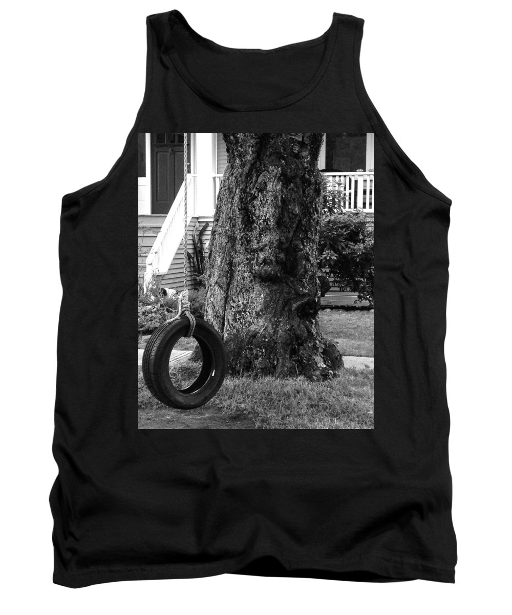 Street Photographer Tank Top featuring the photograph Broken Video Games by The Artist Project