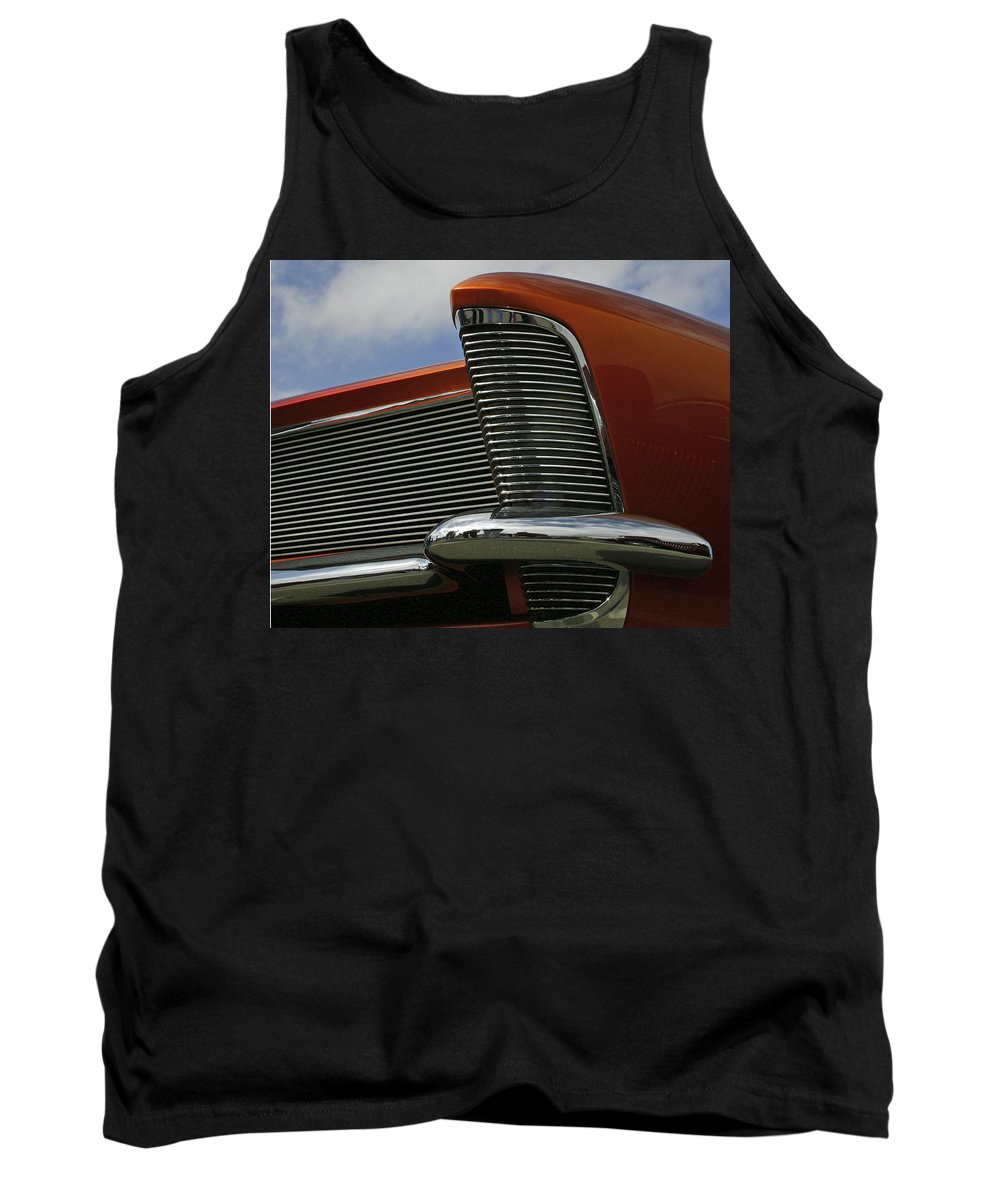 Auto Photo Tank Top featuring the photograph Buick by Guy Shultz