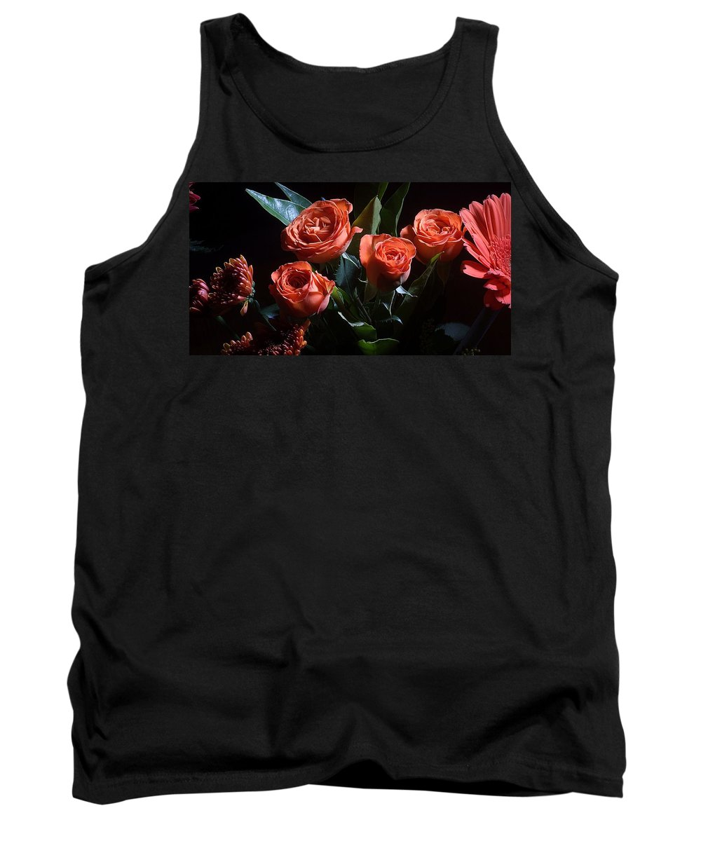Bouquet Tank Top featuring the photograph By Any Other Name Too by Joe Kozlowski