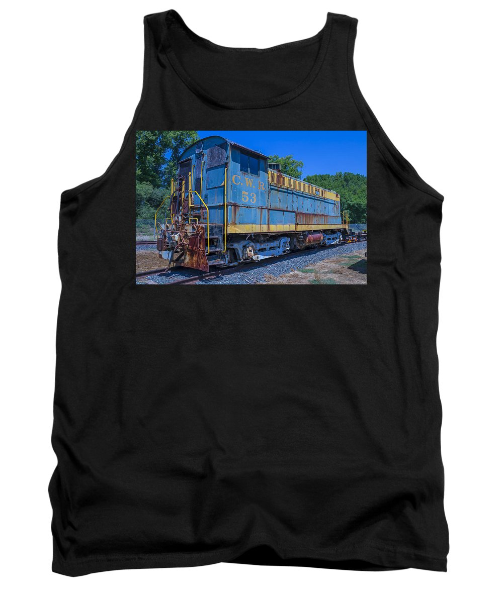 C W R Tank Top featuring the photograph C W R 53 by Garry Gay