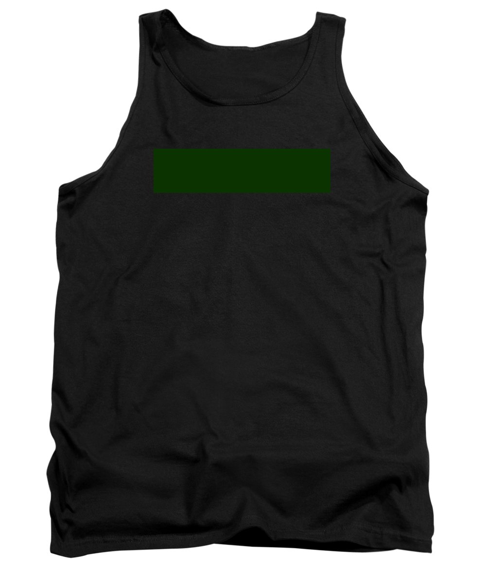 Abstract Tank Top featuring the digital art C.1.11-51-0.4x1 by Gareth Lewis