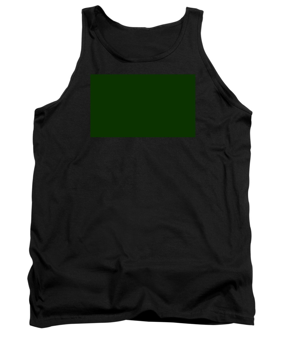Abstract Tank Top featuring the digital art C.1.11-51-0.5x3 by Gareth Lewis